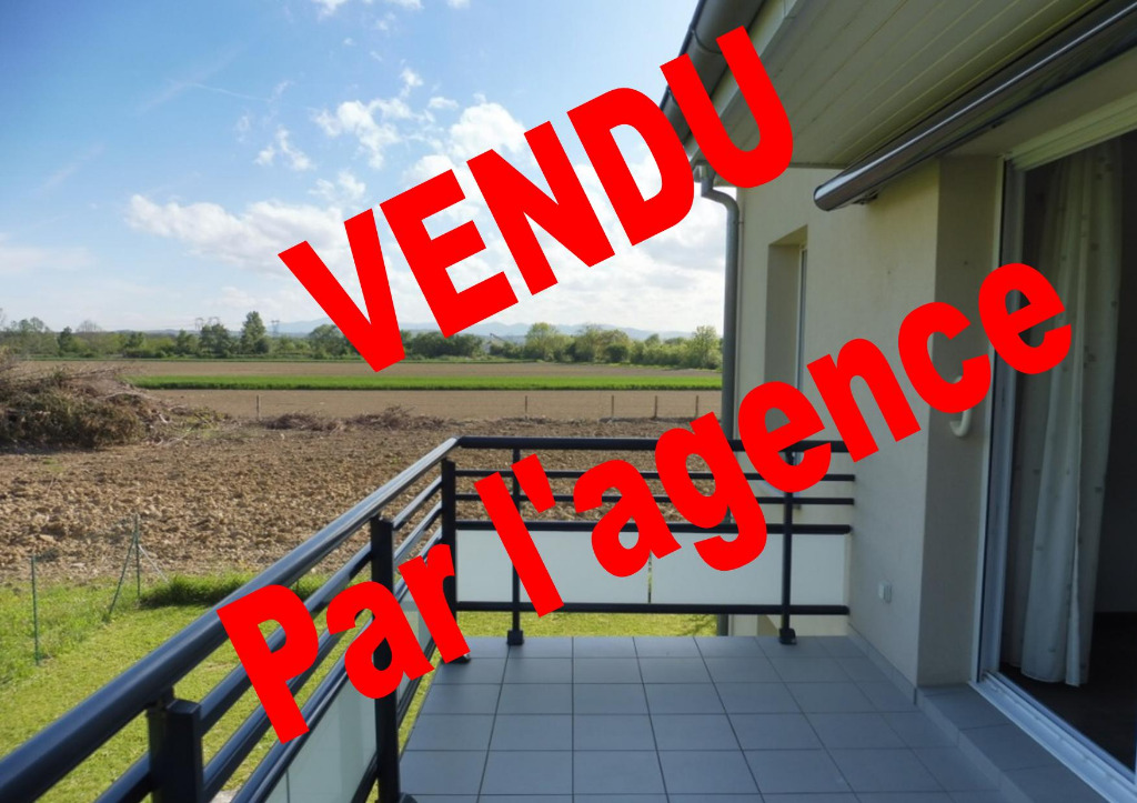 APPARTEMENT à vendre à BARTENHEIM