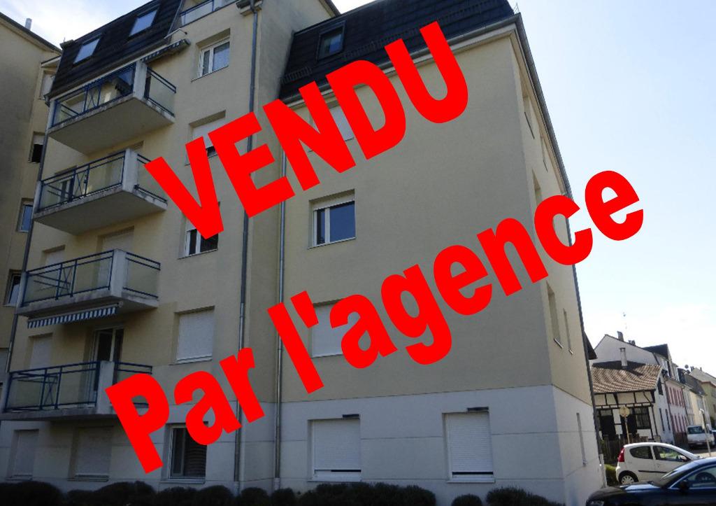APPARTEMENT à vendre à SAINT-LOUIS