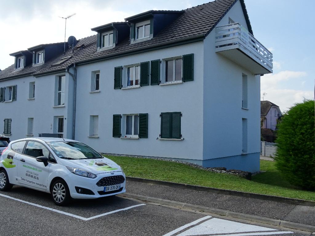 APPARTEMENT à vendre à HESINGUE